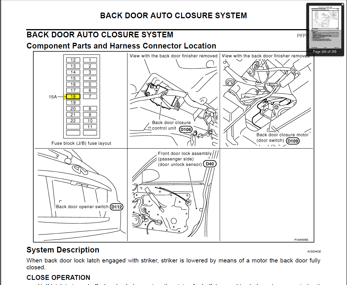 2003 Infiniti Fuse Box Diagram Wiring Diagram