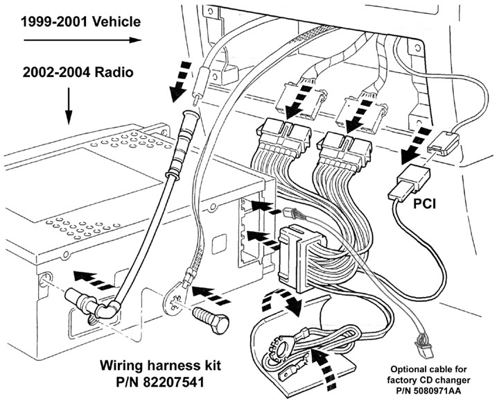 jeep zj wiring diagram 2004 jeep grand cherokee radio wiring diagram image details  2004 jeep grand cherokee radio wiring