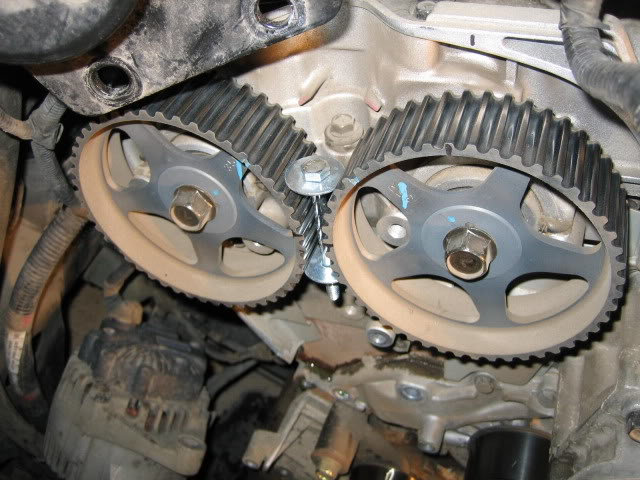 2004 Kia Sorento Timing Belt Replacement