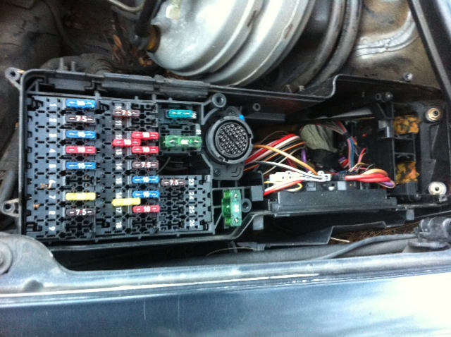 99 mercedes e320 fuse box diagram 2004 toyota sienna fuse for 99 mercedes benz e320