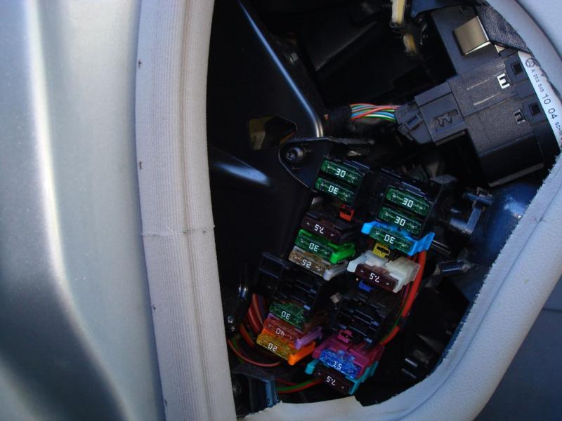 Mercedesbenz S500 2004 Fuse Box Diagram  U2013 Motogurumag