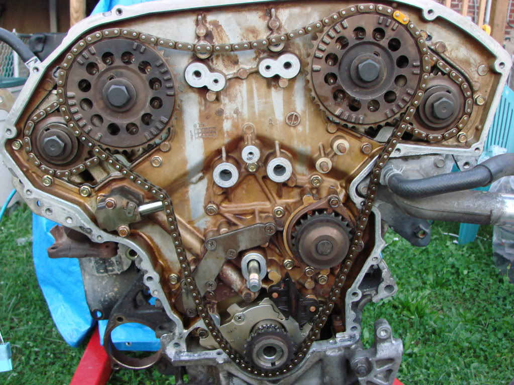 service manual  how to set timing chain on a 2004 chevrolet avalanche 2500  2004 nissan 2009 Mitsubishi Eclipse Spyder 2015 Mitsubishi Eclipse