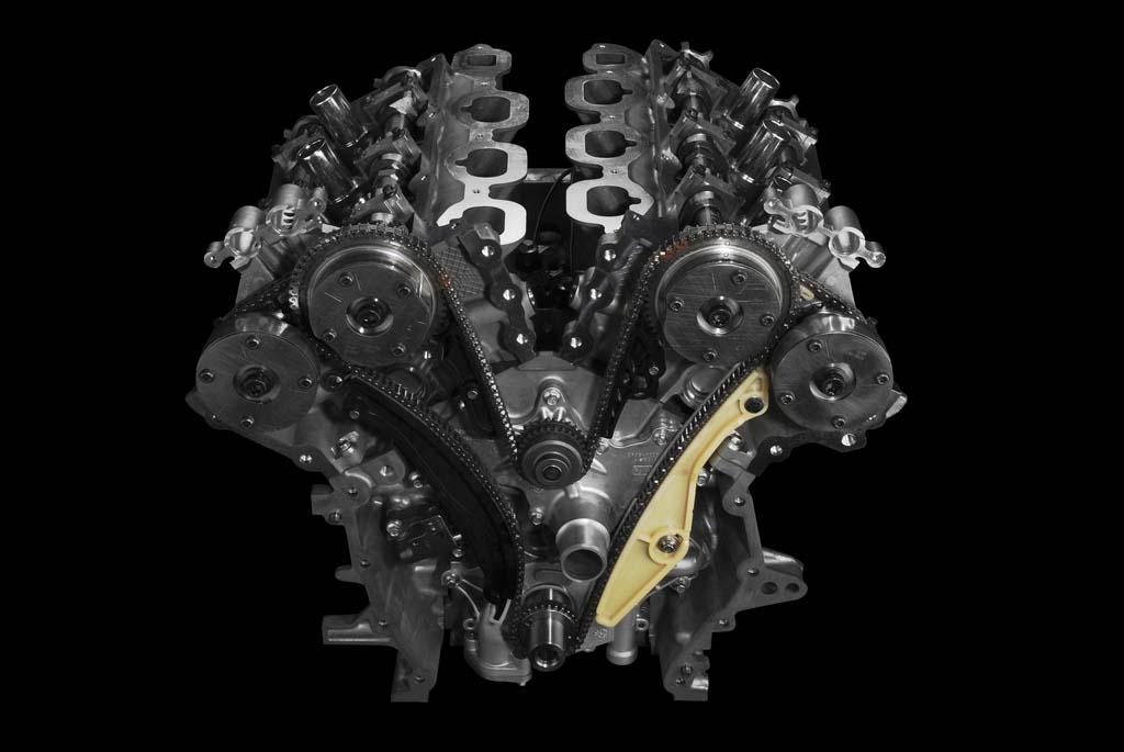 2004 Toyota 4Runner V6 Engine