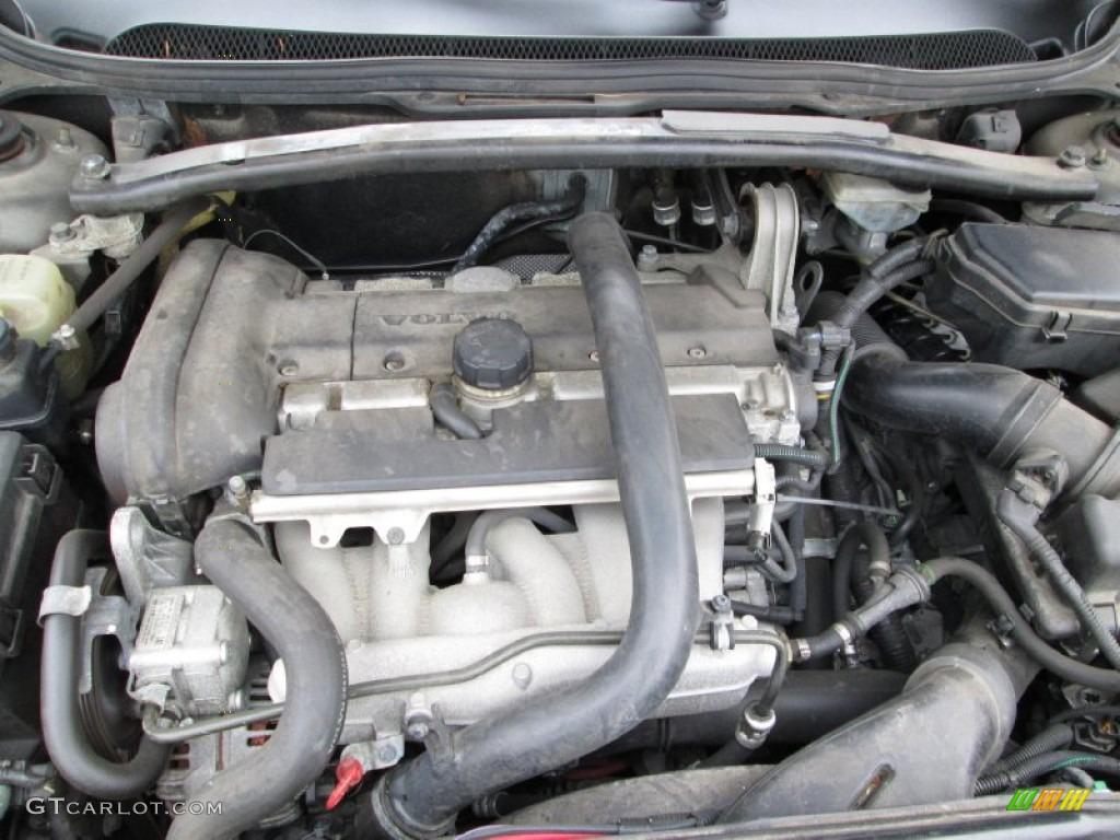 2004 Volvo V70 Engine