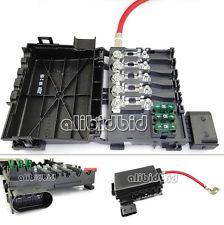 2004 VW Jetta Battery Terminal Fuse Box
