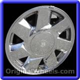 2005 Cadillac DeVille Wheels