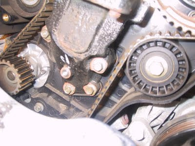 2005 Chevy Aveo Timing Belt