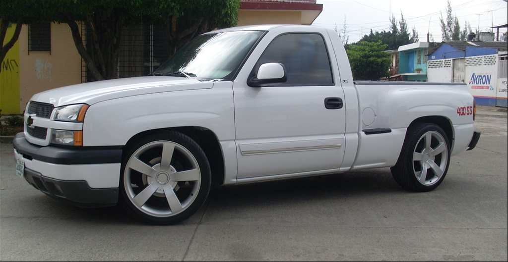 2005 Chevy Silverado SS Regular Cab