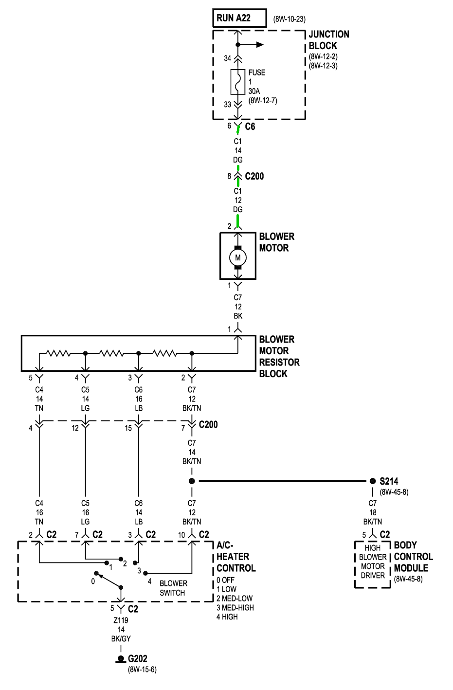 05 Sebring Fuse Diagram Wiring Schematics 2000 International Box 2005 Chrysler Image Details 2002 With Halo Lights