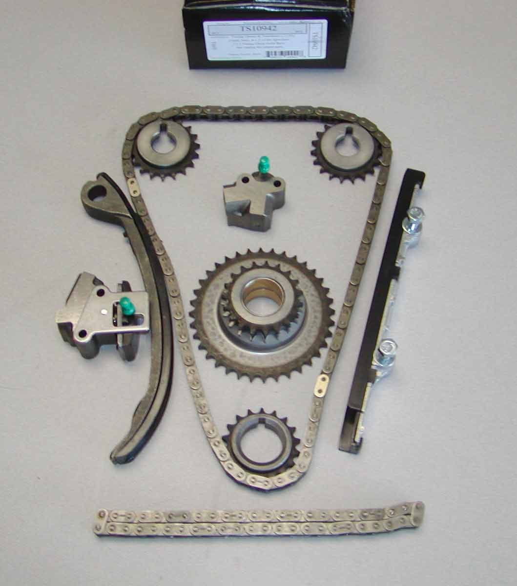 2005 Ford Ranger Timing Chain