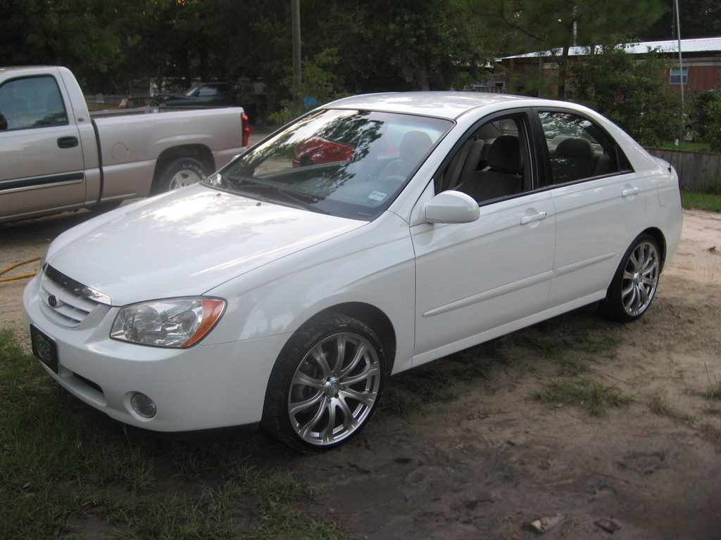 2005 Kia Spectra Ex