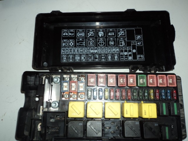 2005 mini cooper fuse box diagram