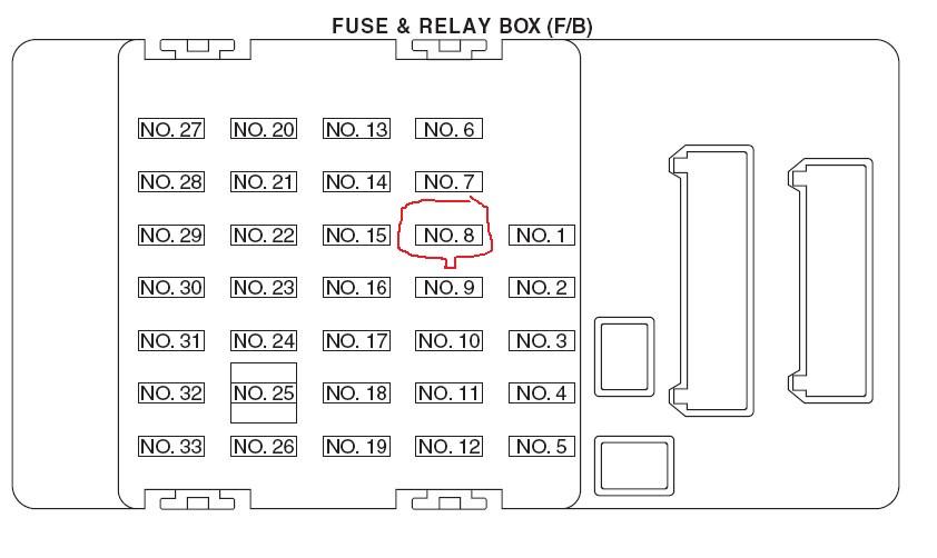 2005 subaru outback fuse box diagram image details rh motogurumag com 2005 subaru legacy fuse box 2005 subaru impreza fuse box location