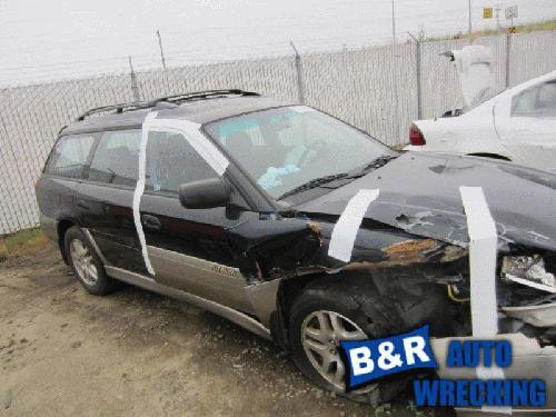 2005 Subaru Outback Rear Drive Shaft