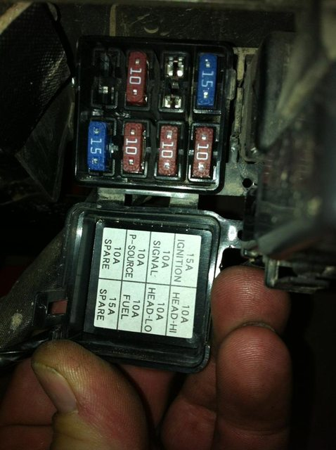 Suzuki Gsxr Fuse Box - Wiring Diagram M2 on