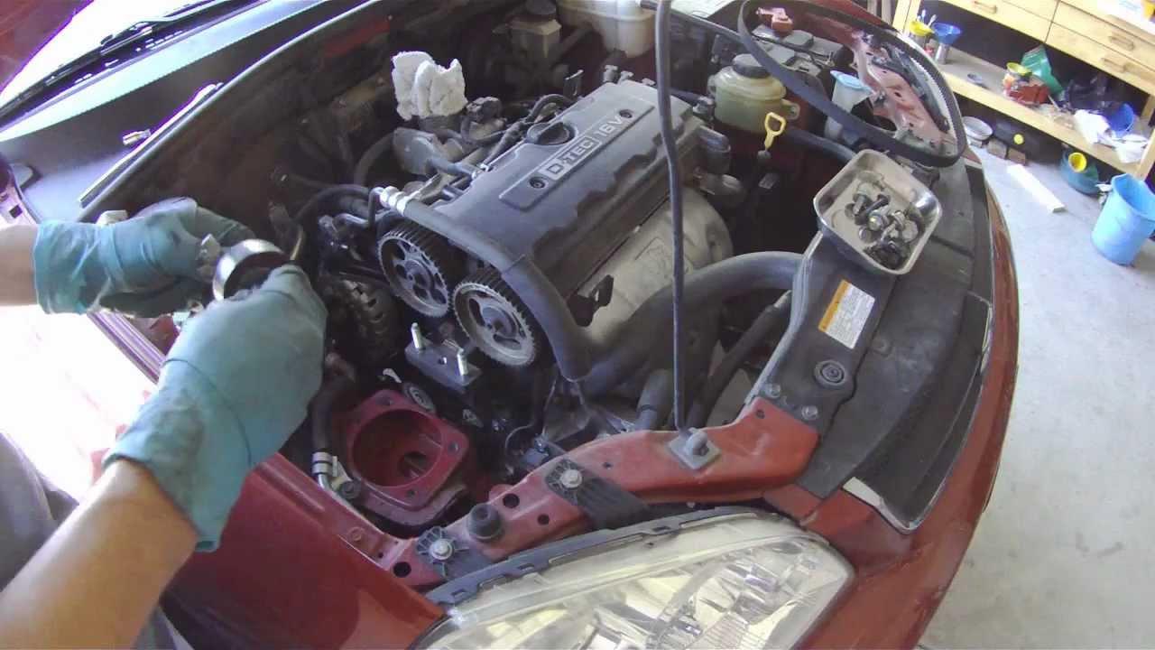 2005 Suzuki Forenza Timing Belt