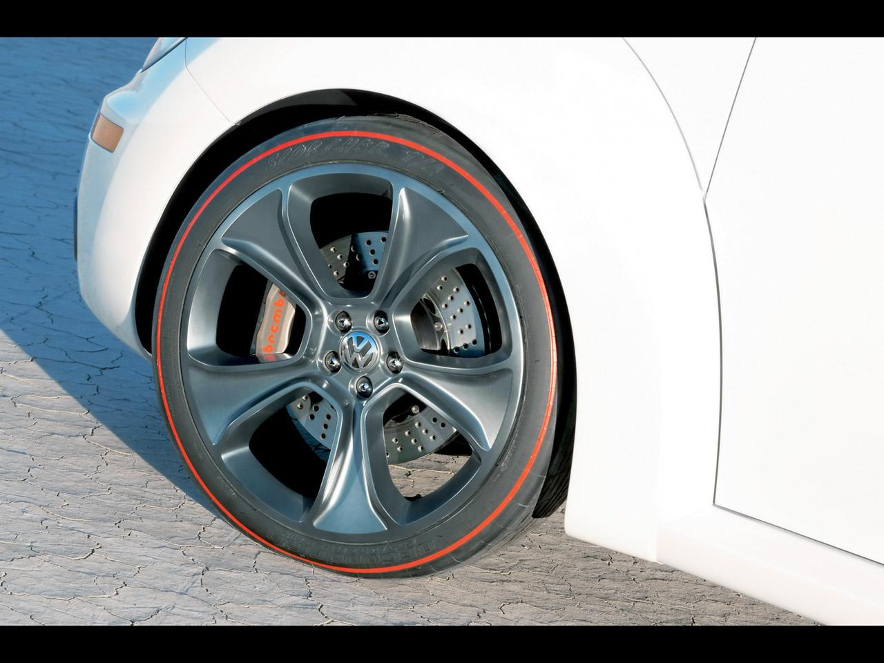 2005 VW Beetle Wheels
