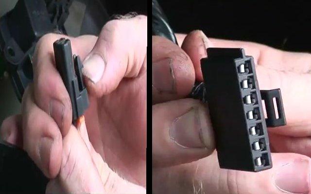 2006 Chevy Equinox Blower Motor Resistor