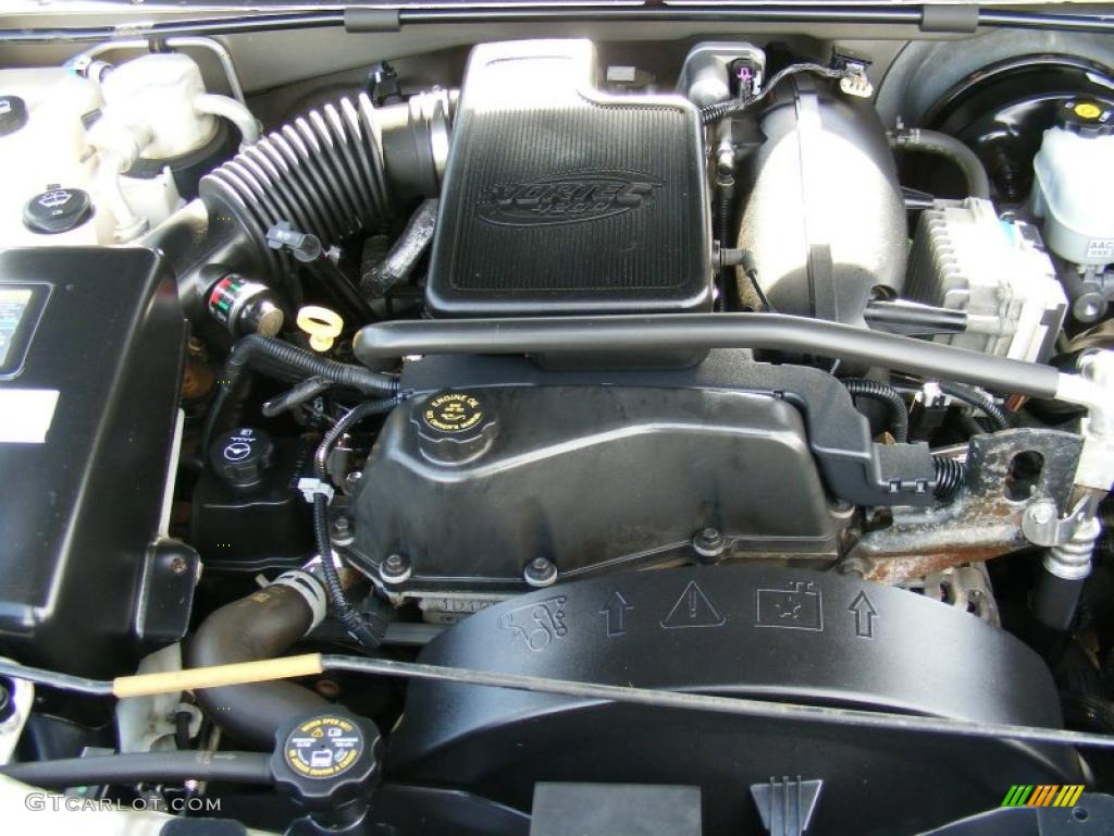 2006 Chevy Trailblazer 4.2 Engine
