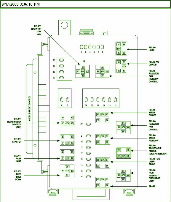 2007 Chrysler Aspen Radio Wiring Diagram. 2007 Chrysler ... on