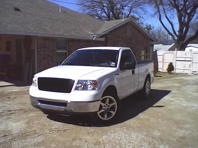 2006 F150 XLT Regular Cab Custom