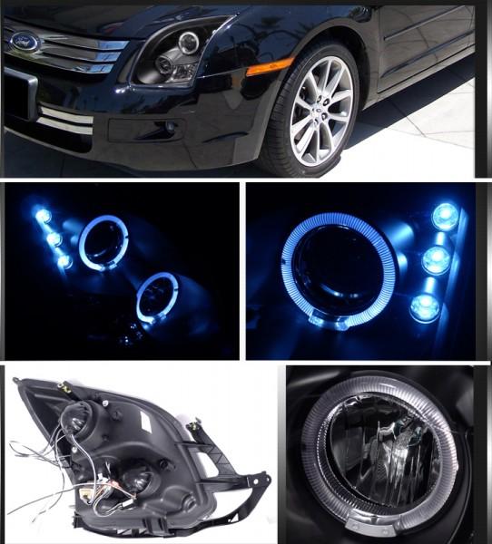 2006 Ford Fusion Halo Headlights