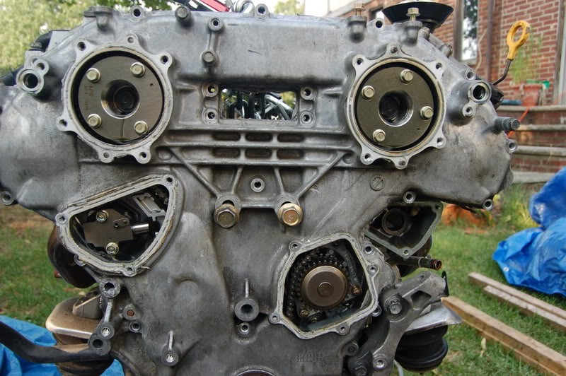 service manual  2007 nissan armada timing cover removal  service manual remove alternator 2007 Armada 2002 2004 nissan armada service manual