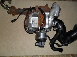 2006 Jetta TDI Turbo Actuator