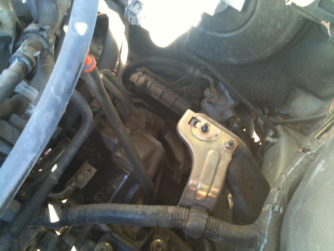 2006 Mazda 6 Fuel Filter Location