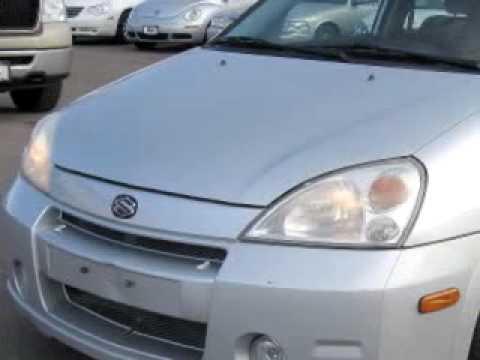 2006 Suzuki Aerio Problems