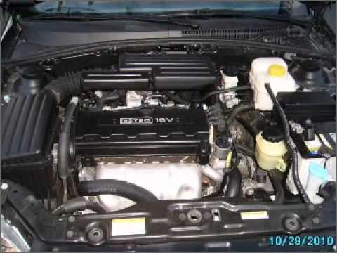 2006 Suzuki Forenza Transmission