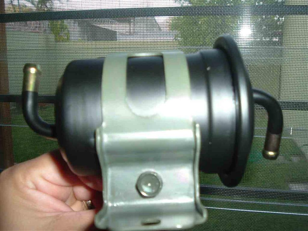 2006 Suzuki Grand Vitara Fuel Filter Location