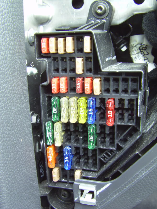 30 2006 Vw Passat 2 0 T Fuse Diagram