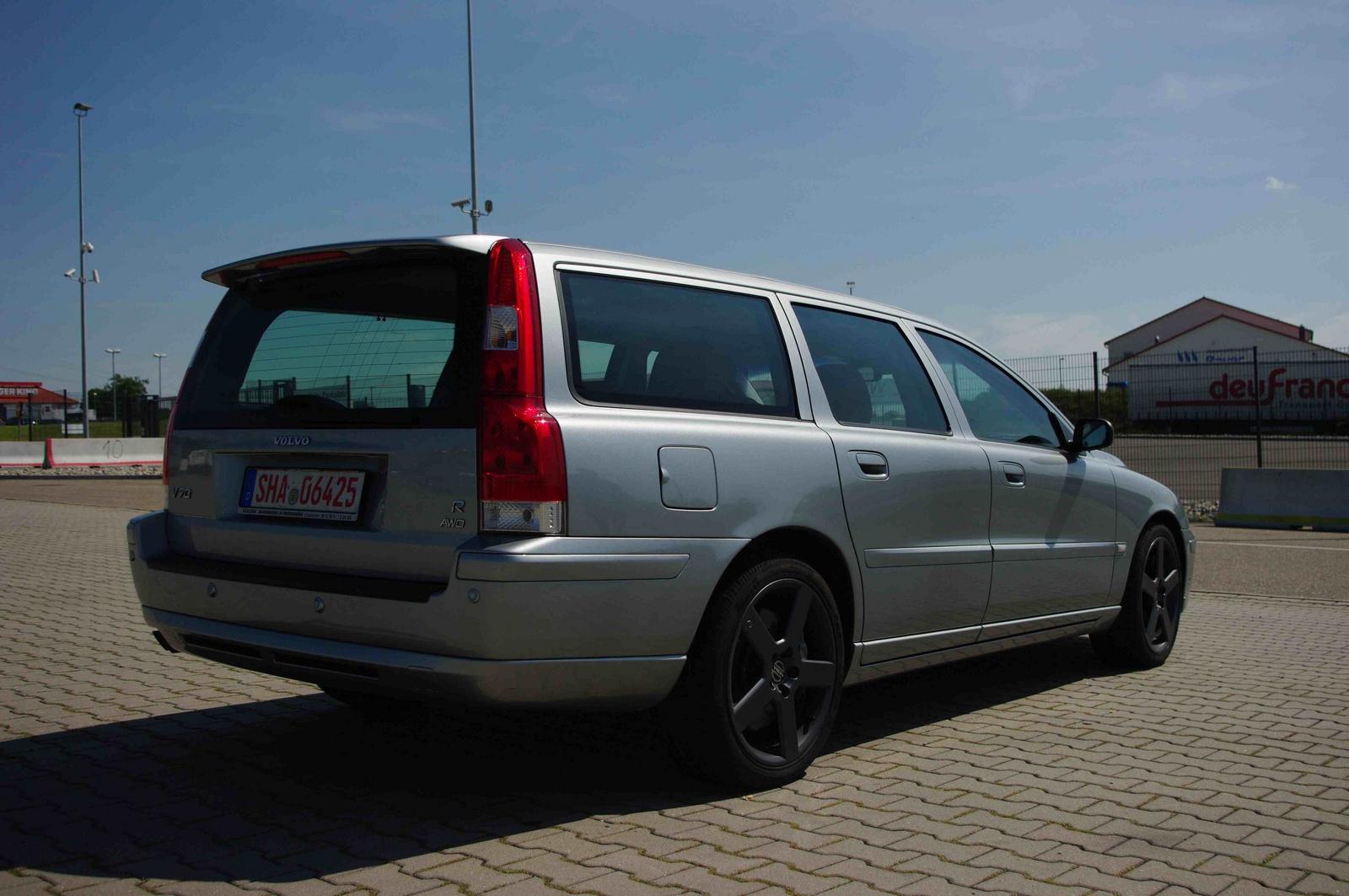 2006 Volvo V70 R Wagon