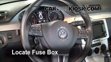 2006 VW Passat Fuse Diagram