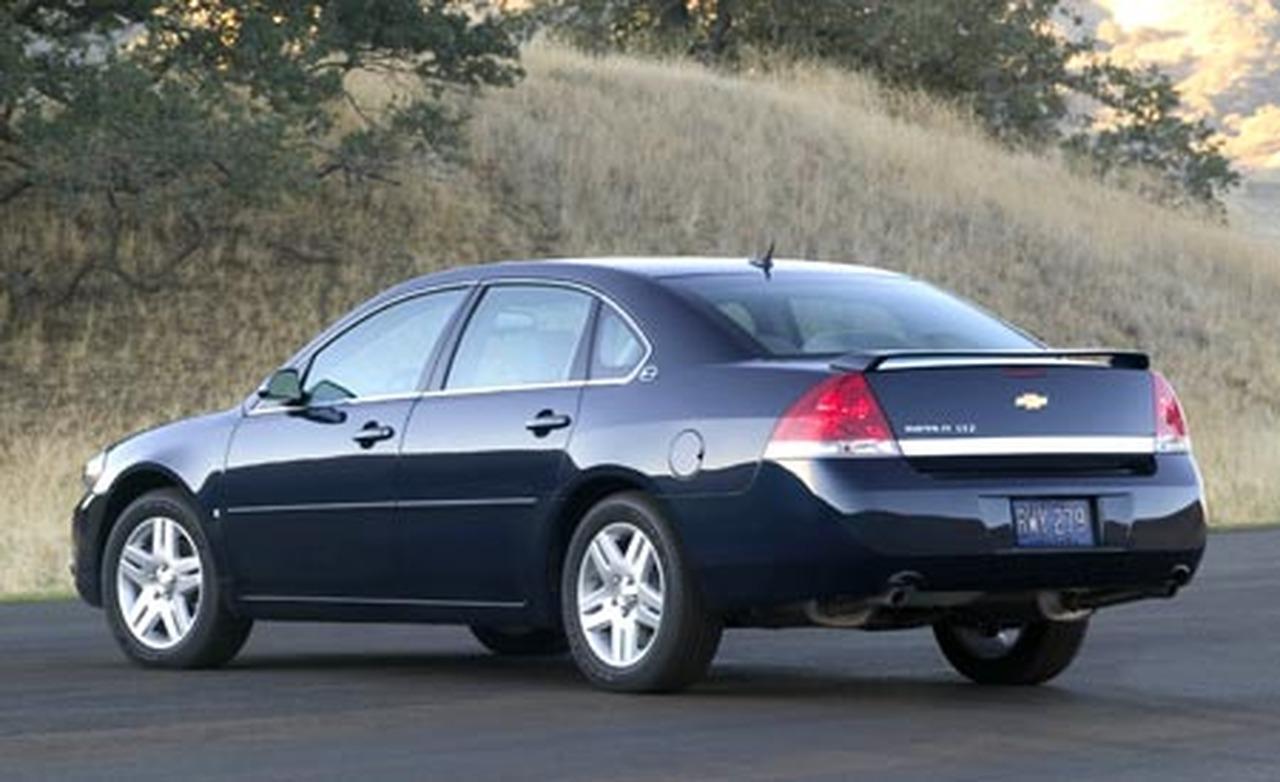 2007 Chevy Impala LTZ
