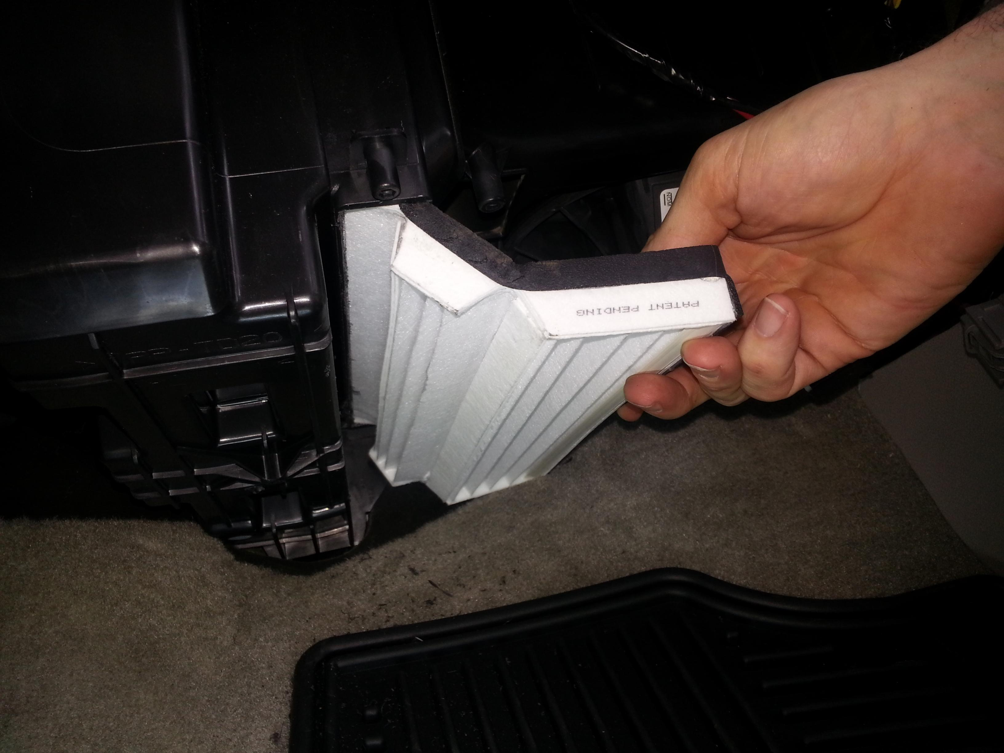 2007 Chevy Tahoe Cabin Air Filter