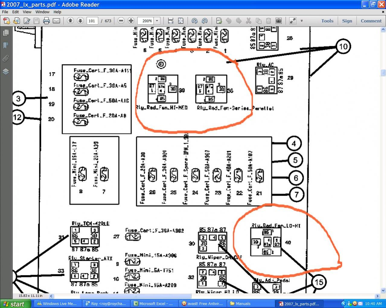 Fuse Box For 2007 Jeep Compass Wiring Library 2008 Engine Diagram Chrysler 300 Starter Relay Location 1993