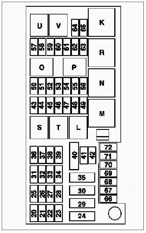 06 mercedes r350 fuse box   25 wiring diagram images