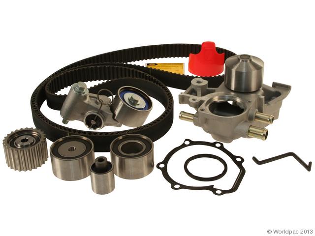 2007 Subaru Outback Engine Timing Idler Left Lower H4 2.5 (NSK)