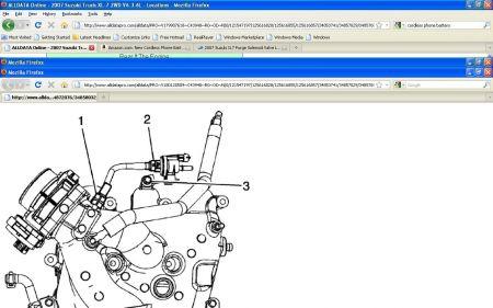 Suzuki Xl Purge Valve Solenoid Nyqielg on Chevy Tracker Camshaft Position Sensor Location