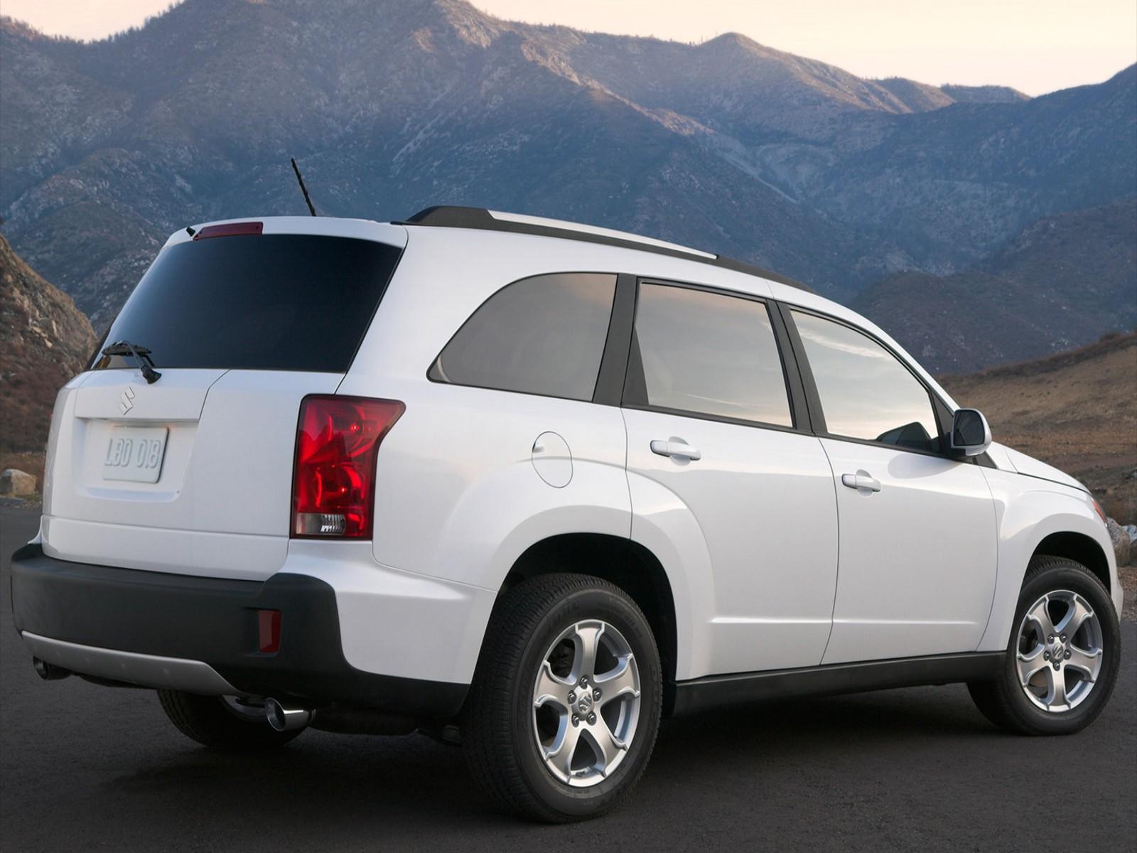 2007 Suzuki XL7 Reviews
