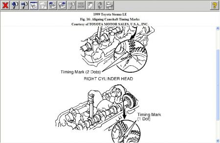 2007 Toyota Camry Timing Chain Replacement