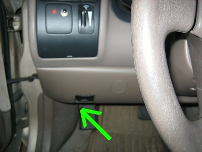 Toyota Fuse Box Location - share circuit diagrams