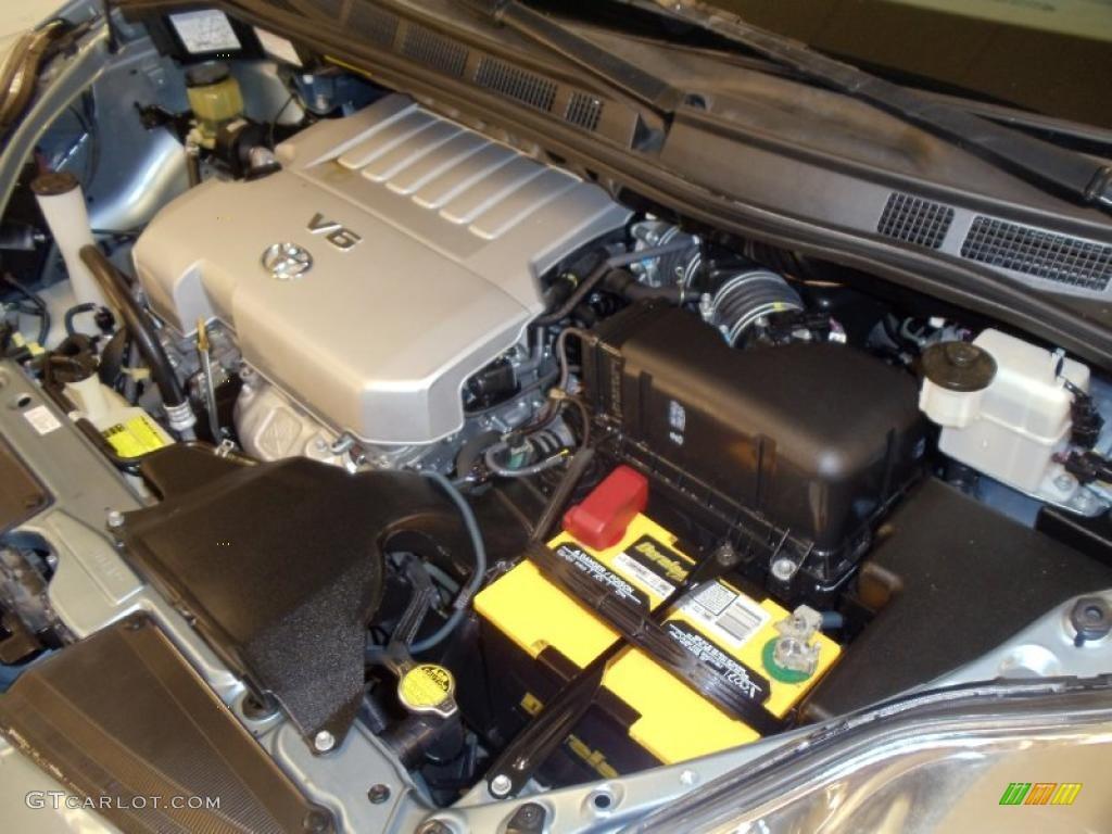 2007 Toyota Sienna Engine