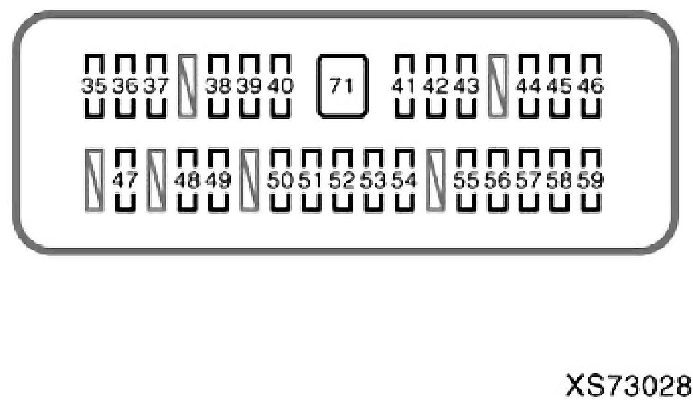 2007 Toyota Tundra Fuse Box Location - image details