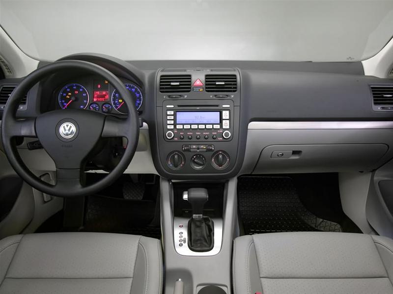 2007 Volkswagen Jetta Interior