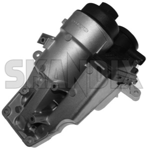 2007 Volvo S40 Oil Filter Housing