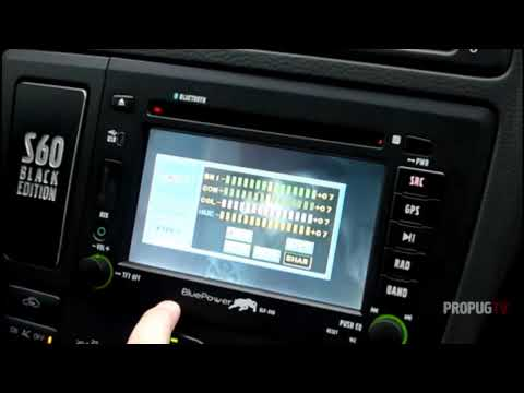 2007 Volvo S60 Stereo Replacement