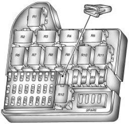 2007 VW Jetta Fan Control Module Location